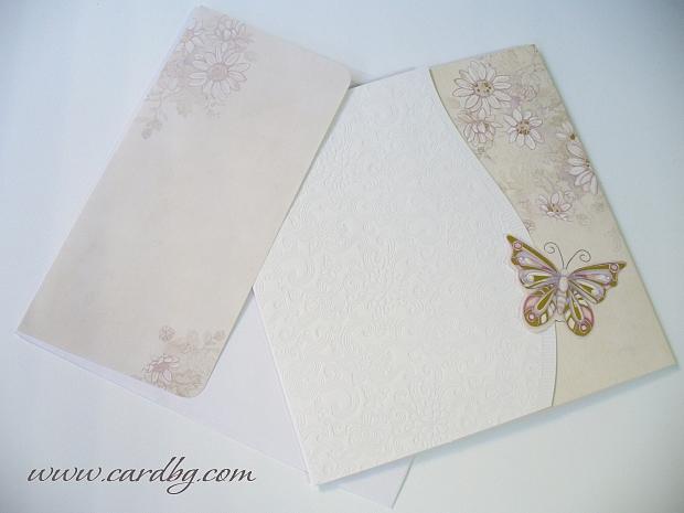 Луксозни картички № 31307