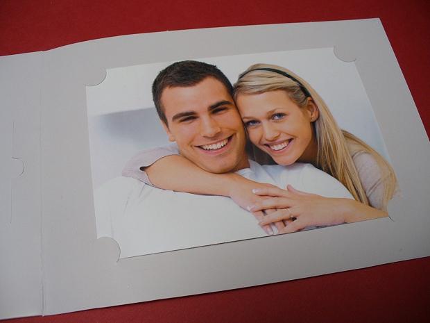 Сватбени покани със снимка № 31510