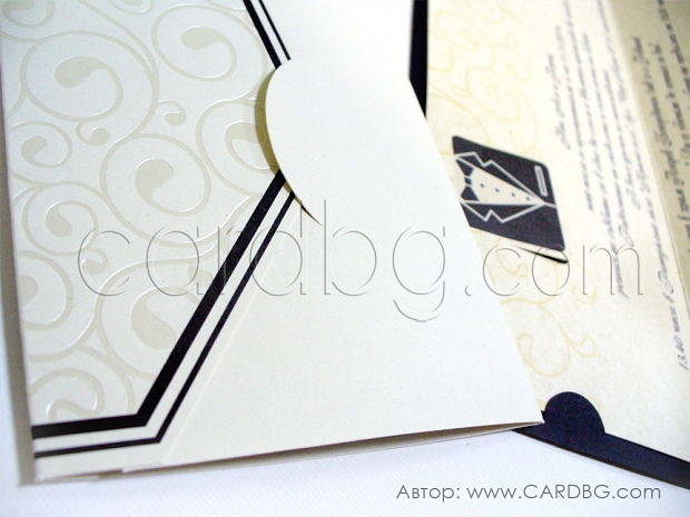 Сватбени покани № 32415