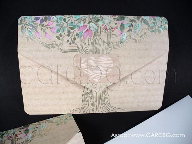 Картичка дървото на живота № 39303
