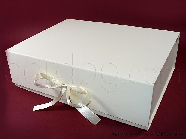 Голяма каширана кутия 38х29х12,5 см № HCB 03 d