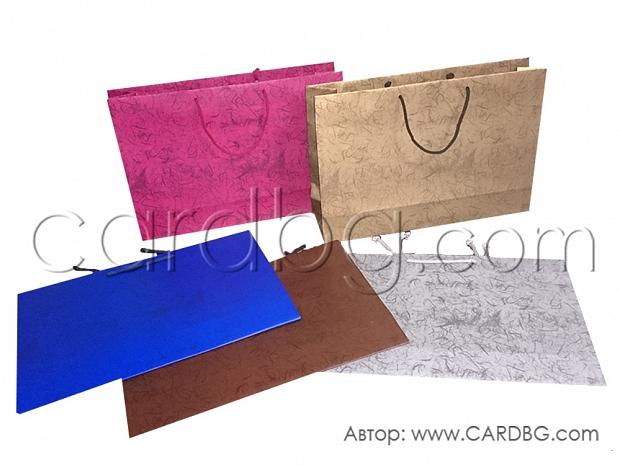 Хоризонтални торби за календари, дрехи р-р 40х24х10 см 10 броя