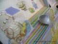 Детска картичка 3D с брокат