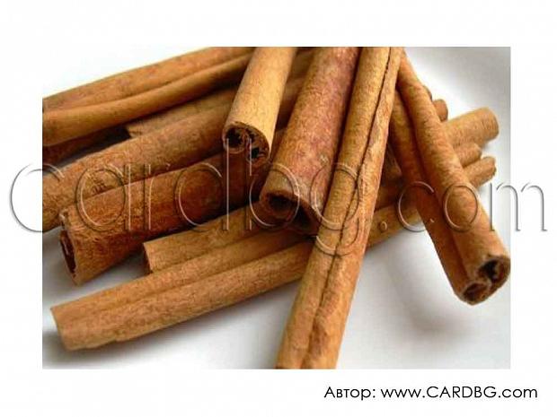 Декоративна канела, канелени пръчки 40 см по 5 бр в пакет