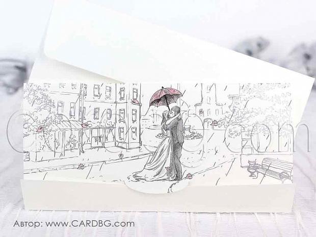 Картичка за годишнина, юбилей от сватбата № 39239