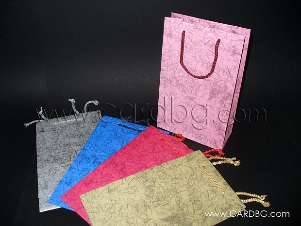 Код 09: торби за подаръци ламинат размер за книга
