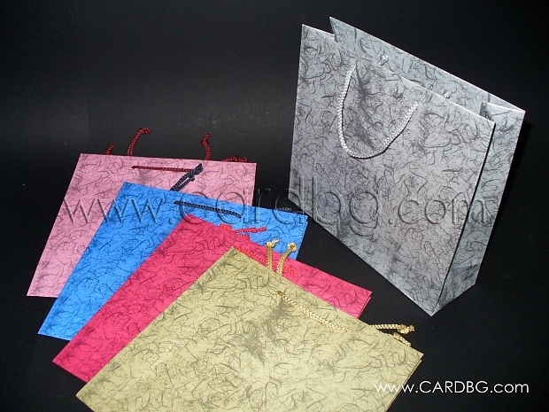 Код 18: торбички за подаръци среден квадрат