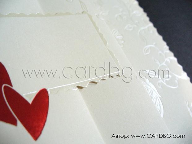 Луксозни любовни картички